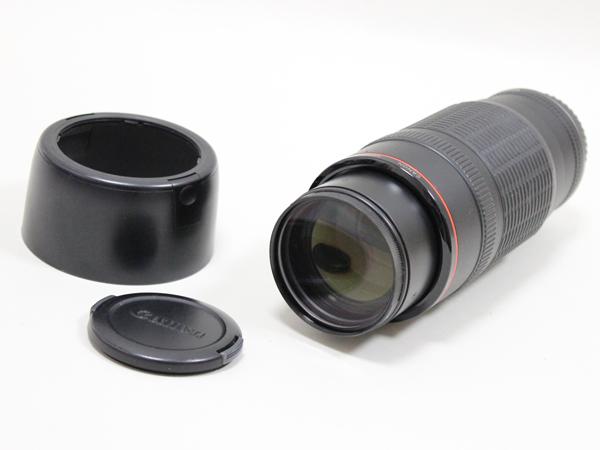 キヤノン レンズ EF 100-300mm