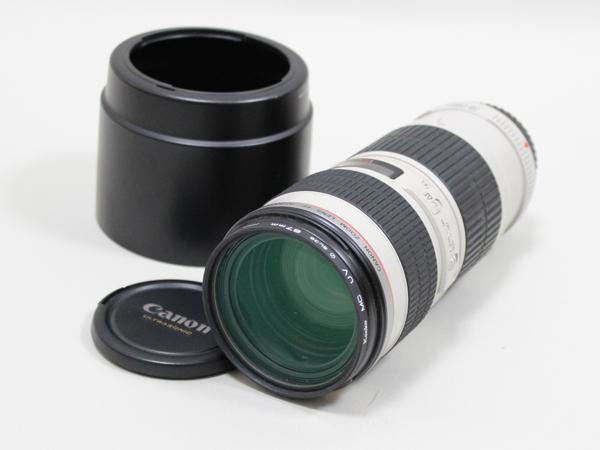 キヤノン レンズ EF 70-200mm USM