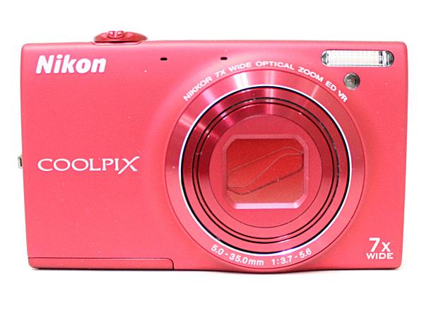 ニコン COOLPIX S6100