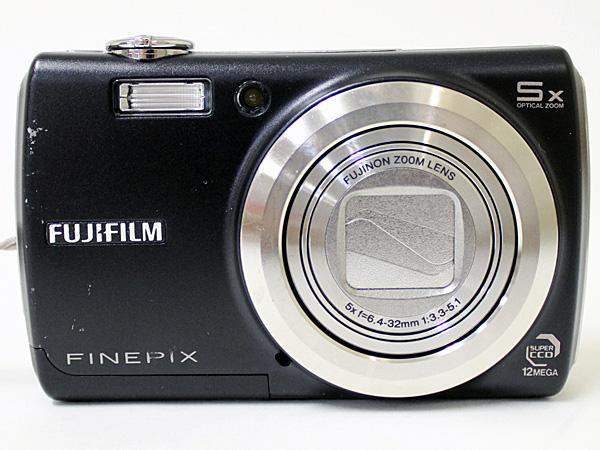 富士フィルム FINEPIX F100 ブラック