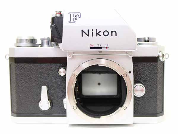 Nikon F フォトミックA 724万番台 35mm f2.8付