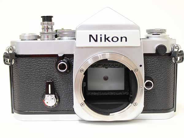 Nikon F2 アイレベル シルバー 50mm f1.4付