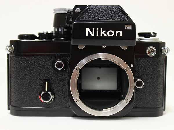 ニコン Nikon F2 フォトミック A ブラック
