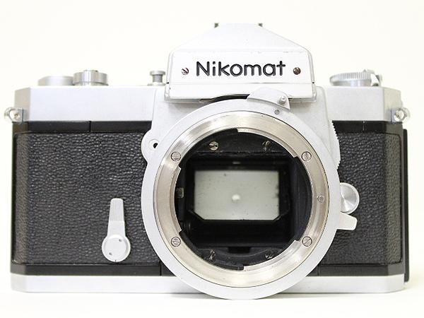 ニコン Nikomat FT-N 200mm f4付