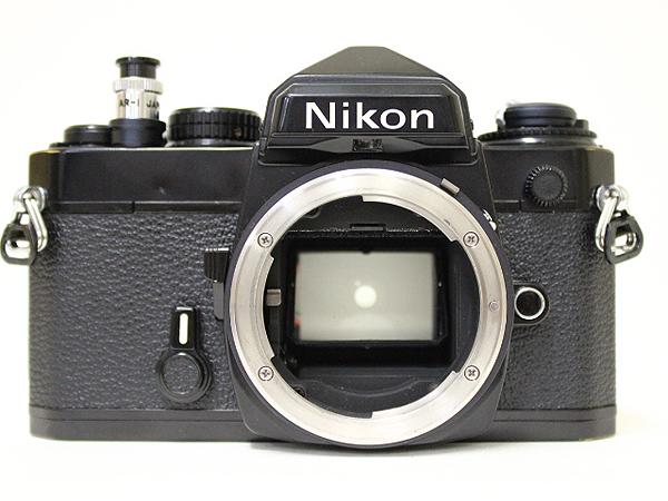 ニコン NIKON FE ブラック 43~86mm f3.5付