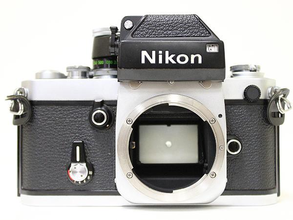 ニコン Nikon F2 フォトミック 美品 レンズ2本付属