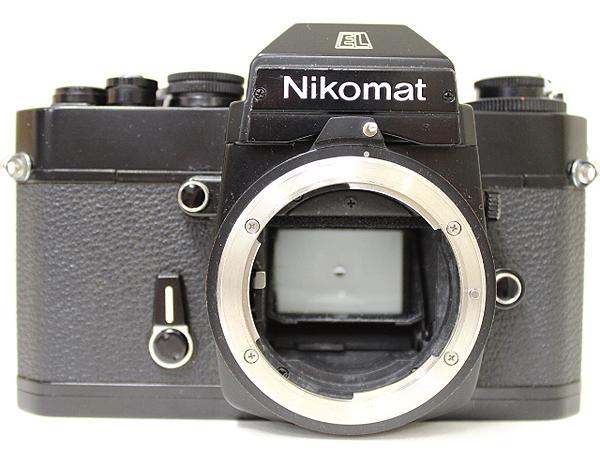 ニコン Nikomat EL ブラック