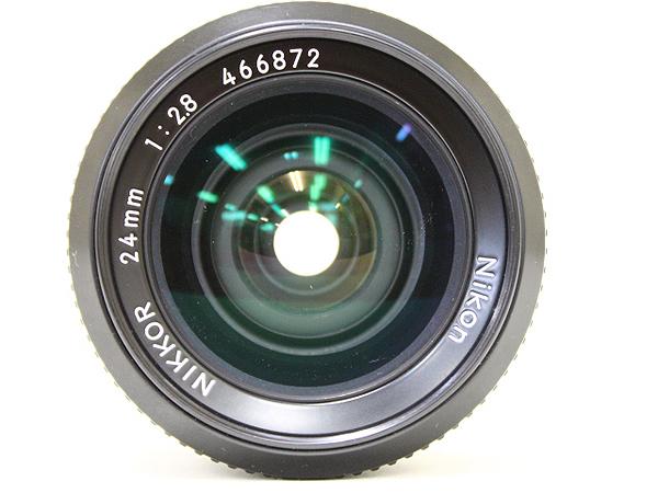 ニコン Nikon NIKKOR 24mm 1:2.8 レンズ