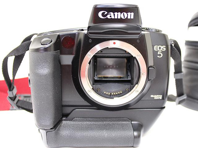CANON EOS5 + ズームレンズEF35-135mm