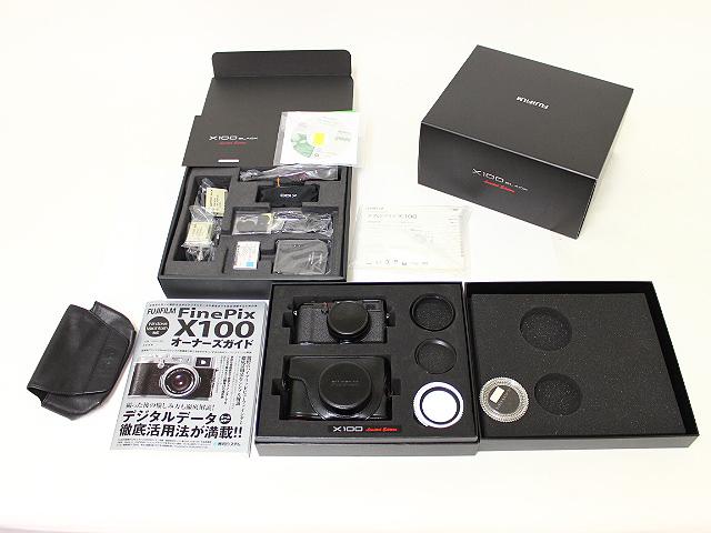 FUJIFILM X100 BLACKリミテッドエディション