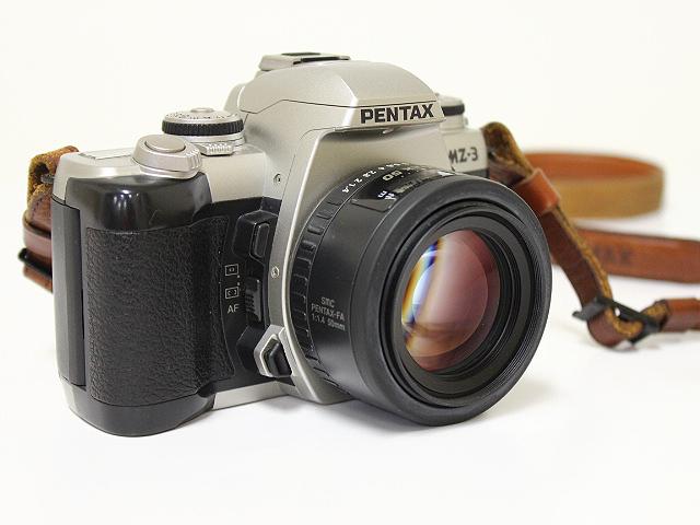 ペンタックス MZ-3 PENTAX タムロンレンズAFセット