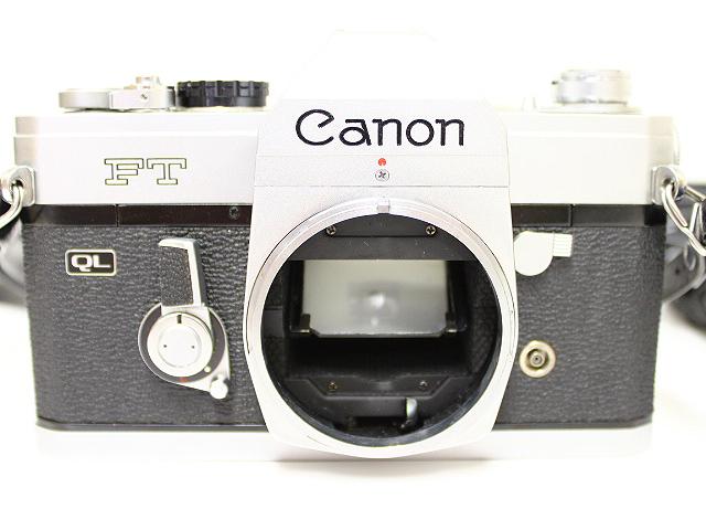 CANON キヤノン FT QL 50mm f1.8