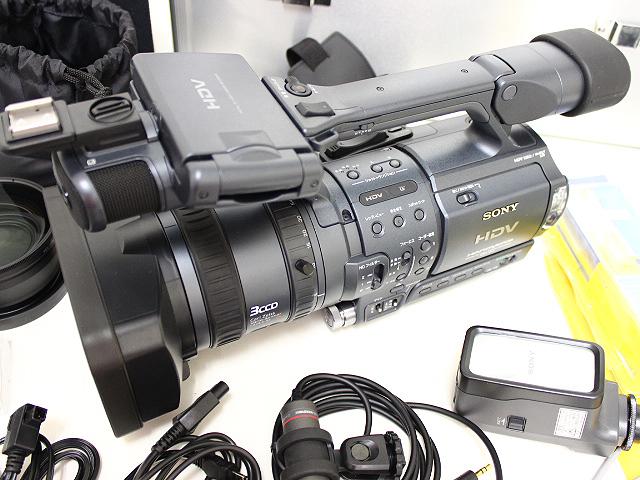 ソニー Sony デジタルHDビデオカメラ HDR-FX1