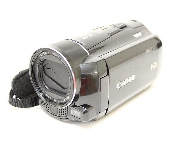 キヤノン CANON ビデオカメラ iVIS HF M52