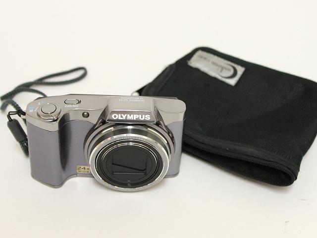 オリンパス SZ-14 Olympus シルバー デジカメ買取